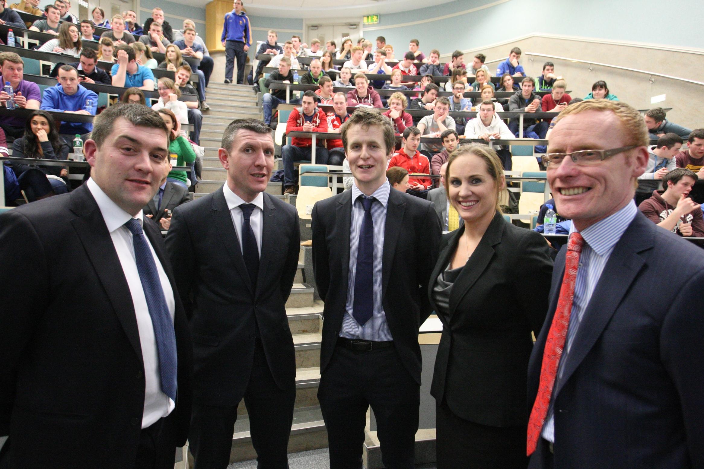 ASA Careers Forum UCD-09
