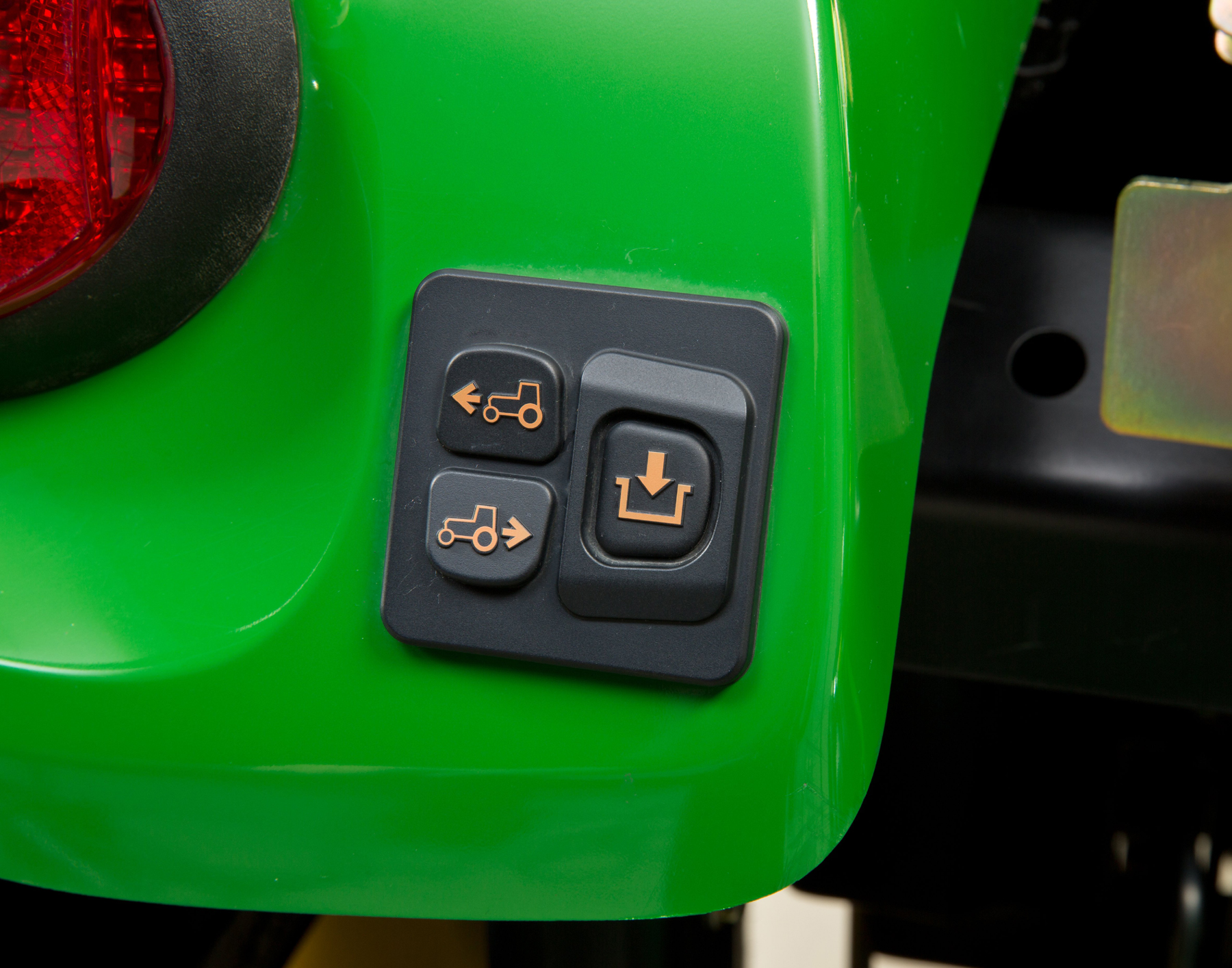 John Deere Hitch Assist
