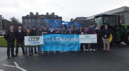 Lemken ploughs up with Kildalton