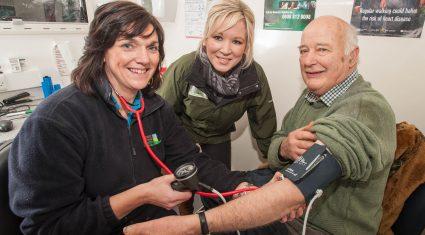 4,000 milestone for farm families health checks