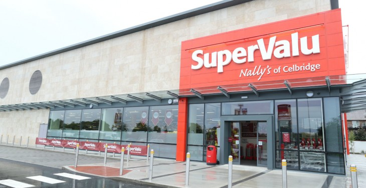 SuperValu takes centre stage