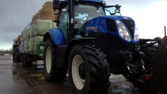 'Plenty of time for logical dialogue on tractor testing measures'