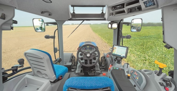 New Holland wins Clean Tech Award