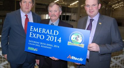Emerald Isle's leading dairy show set for April