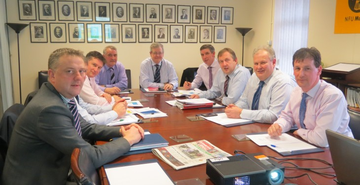 UFU meet Agri-Food Strategy Board on CAP support