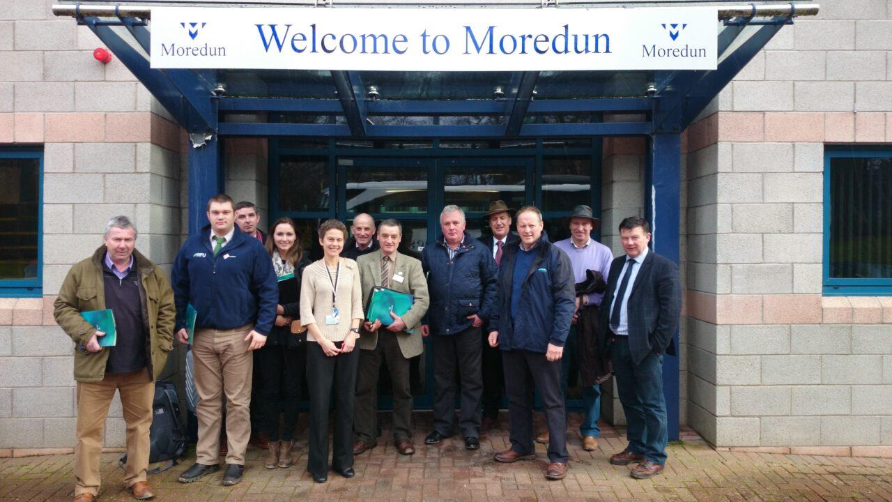 Livestock concerns top of the agenda for Irish-UK farm bodies