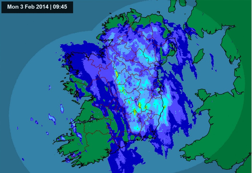 No let-up in unsettled weather this week