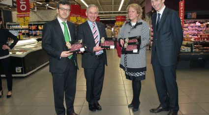 ABP beef agrees Irish Hereford prime deal with Carrefour Italia