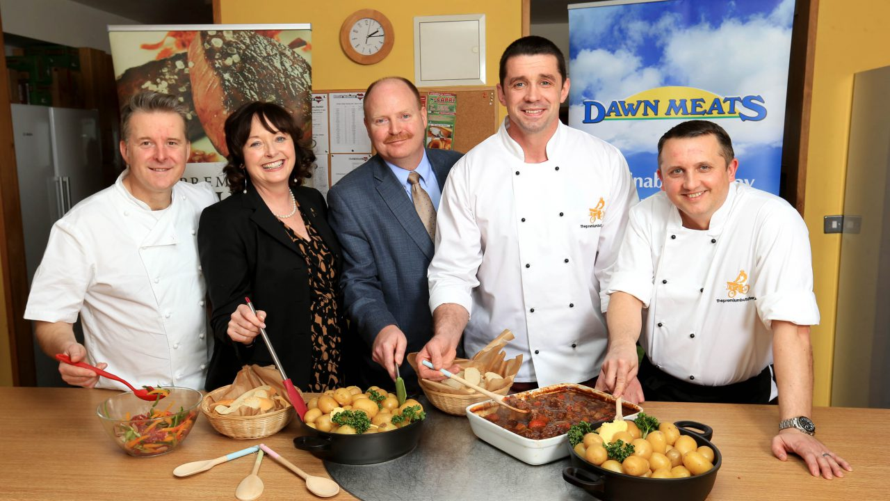 Dawn Meats teams up with Alan Quinlan to support the Ronald McDonald House