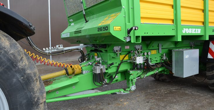 Farmers urged 'not to rely on luck' when working with machinery