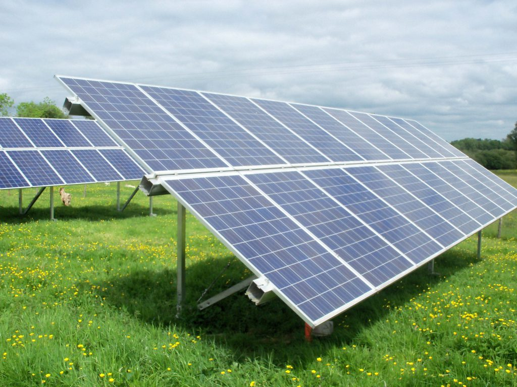 Solar photovoltaic power - a good farm investment ...