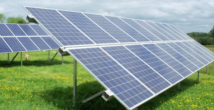 Solar photovoltaic power – a good farm investment?