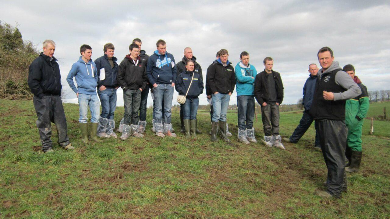 Greenmount students visit Kildalton