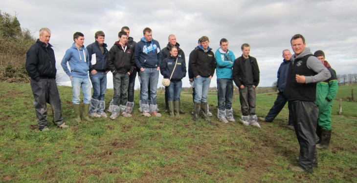 Greenmount students visit Kildalton