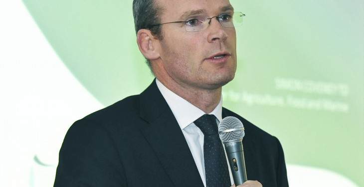 Coveney comments on significance of EU trade deals