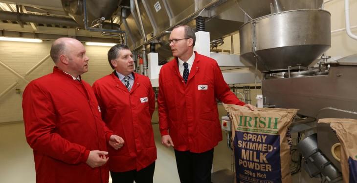 Milk powder processing absorbs increased EU milk supplies