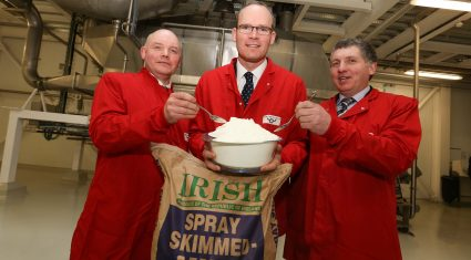 New €5 million milk powder plant officially opened