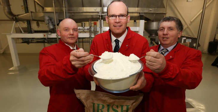 EU skim milk powder production highest since 1991