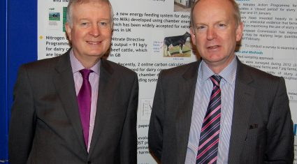 Large turnout for AFBI dairy conference
