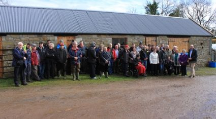 Excellent turnout for Social Farming Open Day
