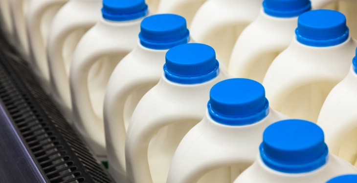 'Ireland falling down milk price league'