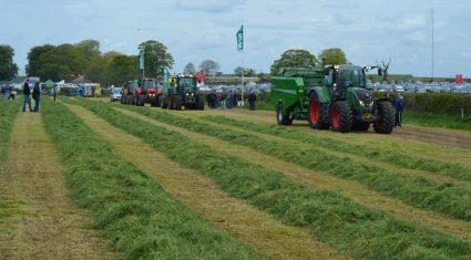 Over 100 exhibitors booked in for Grass & Muck