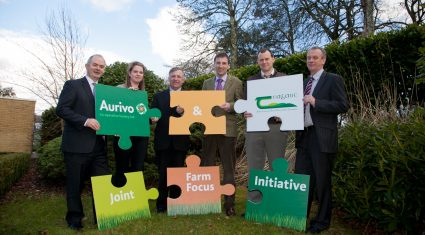 Aurivo and Teagasc launch joint dairy development programme