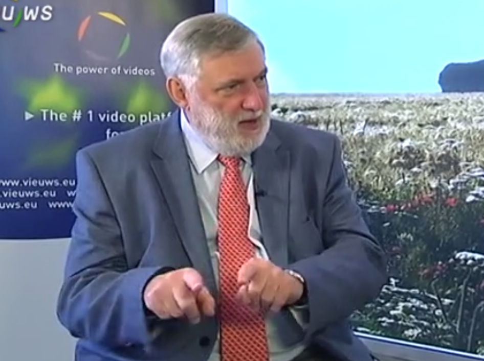 Fischler says sustainable farming is the future