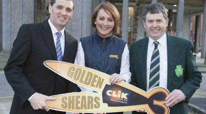 Golden Shears competitions underway