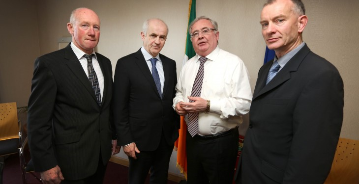 IFA meet Minister Rabbitte on energy policy