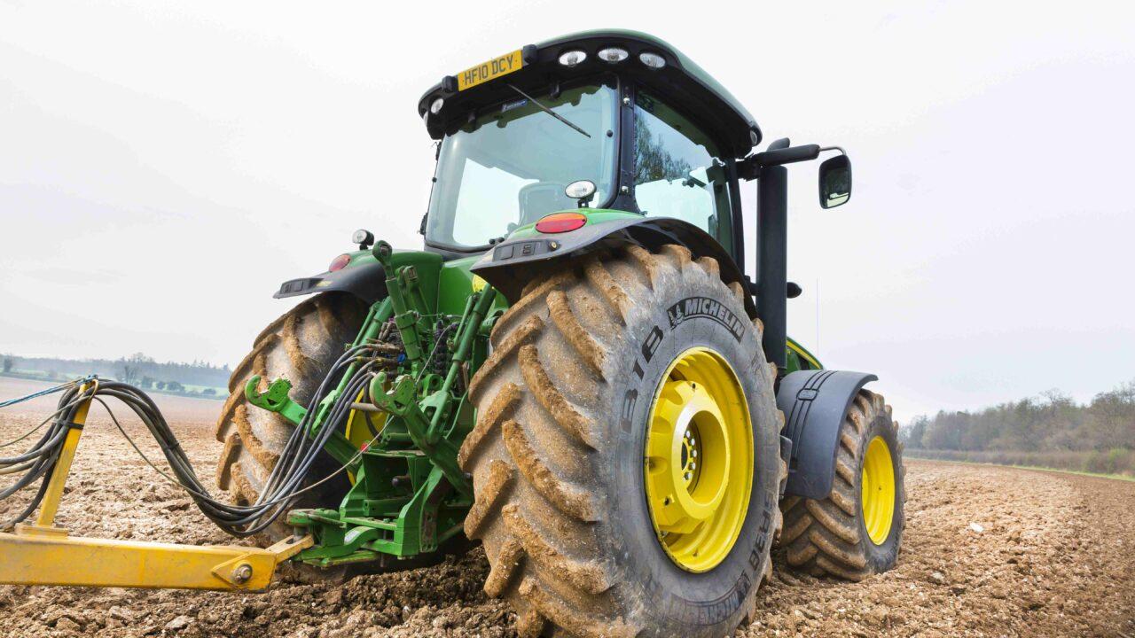 Long life tyres help reduce tyre repair costs