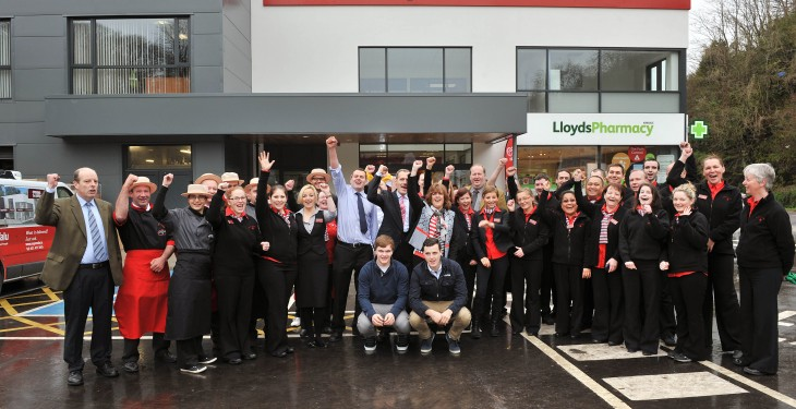 Supervalu expands with new Cork store