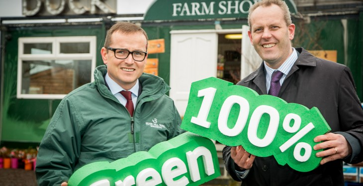 Silver Hill Foods and Vayu sign €1 million green energy deal