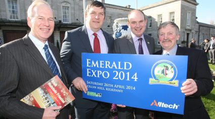 All systems go for Emerald Expo