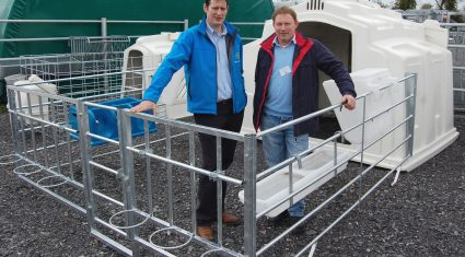 Hutches – the totally versatile calf rearing option