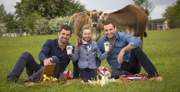 National dairy week launched by Kearney brothers