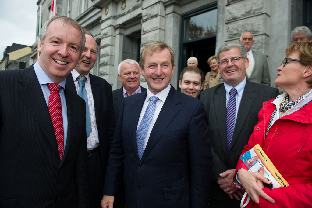 The smart money is still on Kenny for Commission President