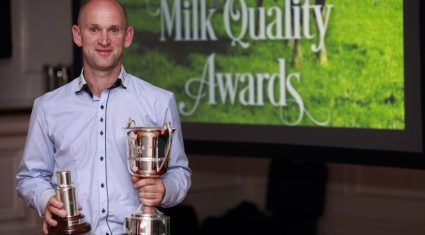 Top Aurivo producer cites cross bred herd as key to milk quality