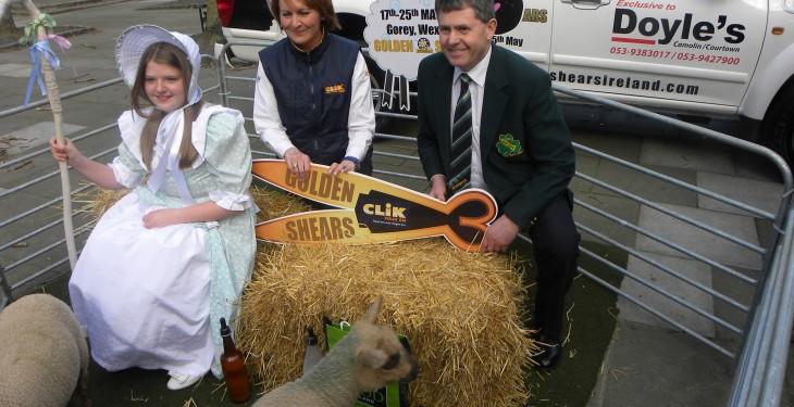 Kiwi sheep shearing legend David Fagan set for Gorey
