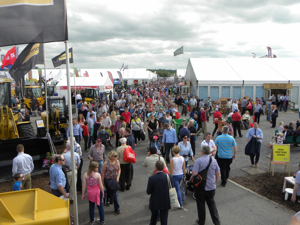 Balmoral Show – The day in photos