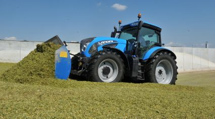 Landini 6 & 7 Series to make debut at Grass & Muck