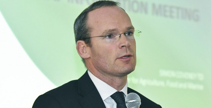 Coveney defends Beef Forum