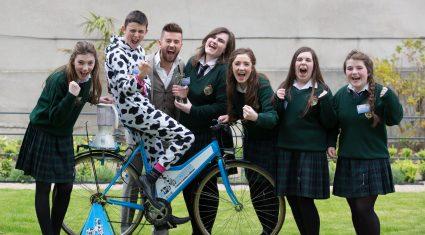 Kildare school takes top NDC award
