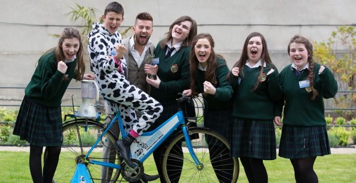 Kildare school takes top NDC award