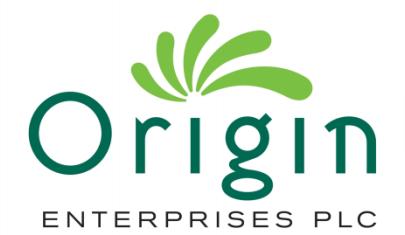 Origin Enterprises sees revenue rise