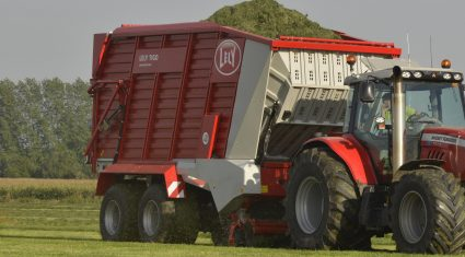 Latest innovation from Lely on show at Grass & Muck
