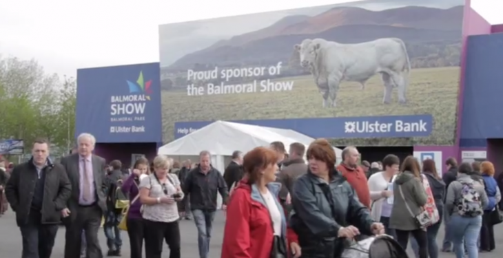 Spotlight on Balmoral Show