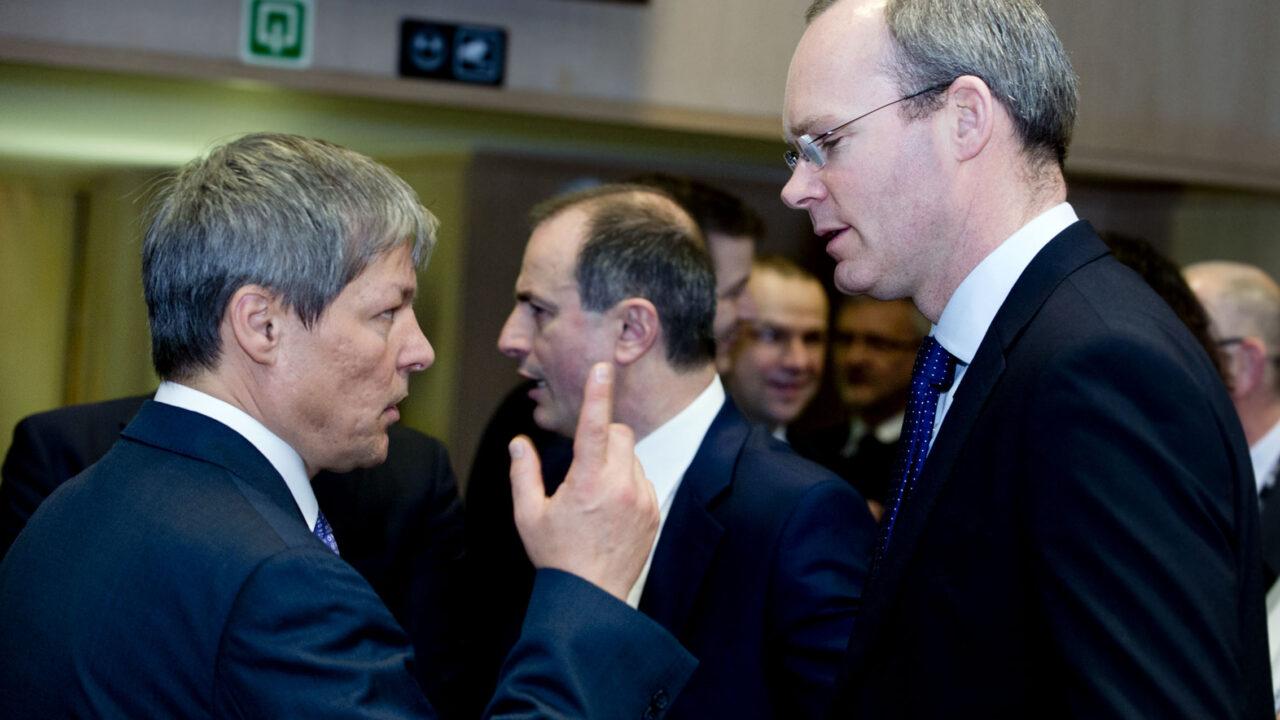 VIDEO: Coveney gets positive response to environmental plan