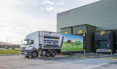Arla merger with Belgium co-op approved