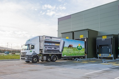 Arla stops production for Russian market